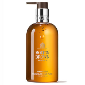 Molton Brown Amber Cocoon Fine Liquid -käsisaippua 300ml