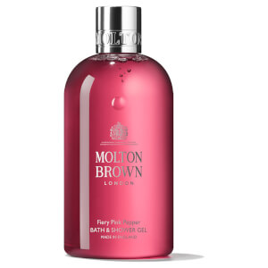 Molton Brown Fiery Pink Bath and Shower Gel 300 ml