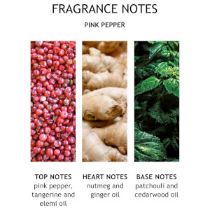 Molton Brown Fiery Pink Bath and Shower Gel 300ml: Image 4