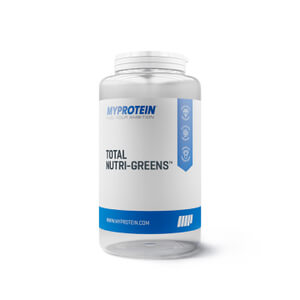 Total Nutri-Greens, tabletter
