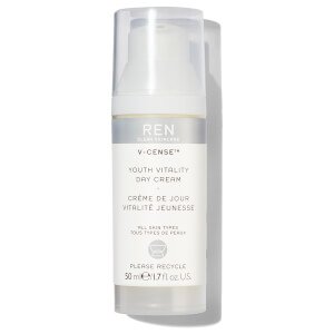 REN Clean Skincare V-Cense Youth Vitality Day Cream 50ml