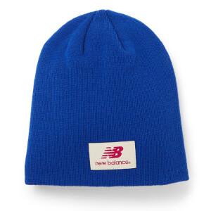 Bonnet Unisexe New Balance -Bleu Roi