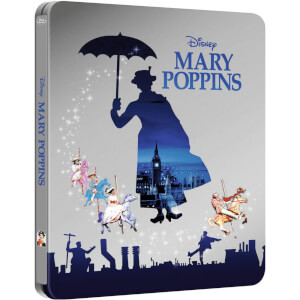 Mary Poppins -Steelbook édition limitée exclusive Zavvi