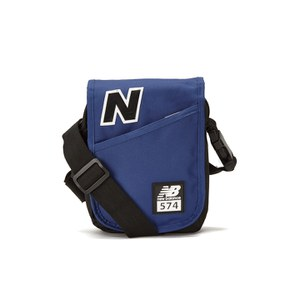 New Balance 574 Satchel - Blue/Black