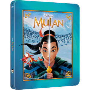 Mulan - Zavvi UK Exclusive Limited Edition Steelbook (The Disney Collection #19)