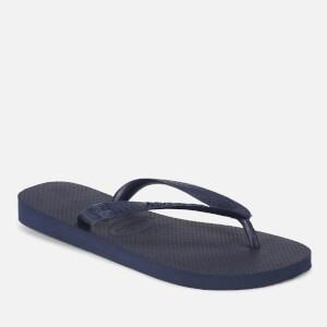 Havaianas Top Flip Flops - Navy Blue: Image 3