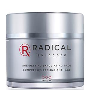 Отшелушивающие диски с антивозрастным эффектом Radical Skincare Age Defying Exfoliating Pads (60шт.)