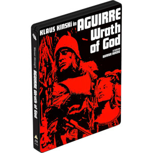 Aguirre, Wrath of God - Limited Edition Steelbook (UK EDITION)