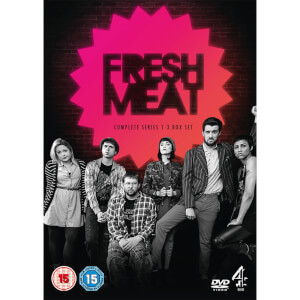 Fresh Meat - Seizoen 1-3