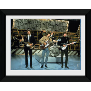 "The Beatles Lucky Stars - 8"""" x 6"""" Framed Photographic"