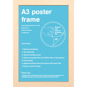 Beech Frame A3