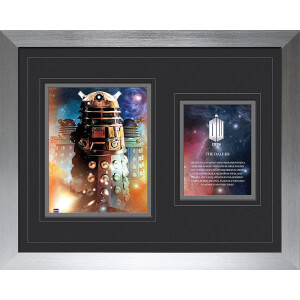 "Doctor Who Daleks - High End Framed Photo - 16"""" x 20"""