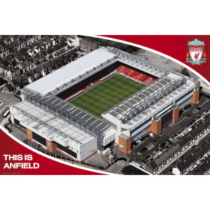 Liverpool Anfield - Maxi Poster - 61 x 91.5cm