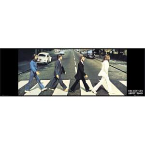 The Beatles Abbey Road - Midi Poster - 30.5cm x 91.5cm