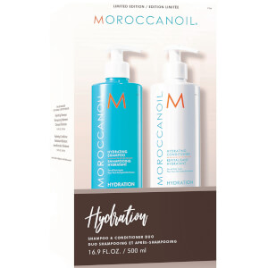 Moroccanoil Hydrating 500ml Duo