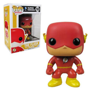 Figura Pop! Vinyl Flash - DC Comics
