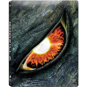 Godzilla - Zavvi UK Exclusive Limited Edition Steelbook (Mastered in 4K Edition)