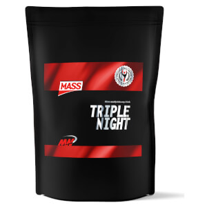 Mass Triple Night Protein Powder