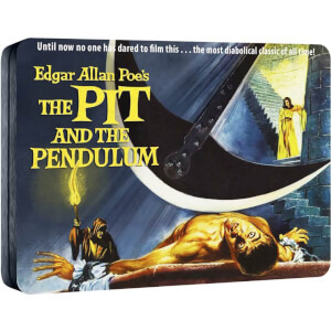 Pit and the Pendulum - Steelbook Edition (UK EDITION)