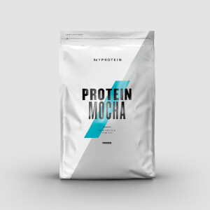 Baltyminė Mocha