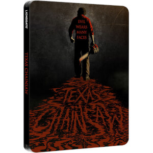 Texas Chainsaw - Steelbook Exclusivo de Zavvi (Edición Limitada) (Tirada Ultra-Limitada)