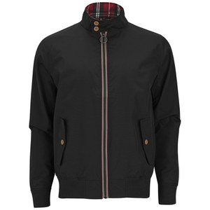 Ringspun Men's Dawson Jacket - Black