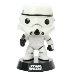 Star Wars Stormtrooper Pop! Vinyl Figur Bobblehead