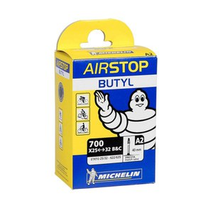 Michelin A2 Airstop ロード用・インナーチューブ