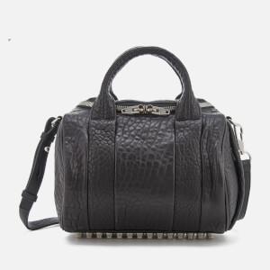 Alexander Wang Women's Rockie Pebble Leather Bag - Black/Nickel Hardware