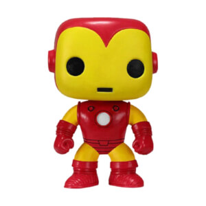 Figura Funko Pop! Iron Man Bobble-Head - Marvel