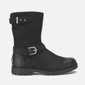 UGG Women's Grandle Buckle Boots - Black