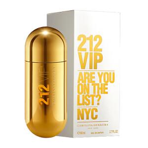 Eau de Parfum 212 VIP da Carolina Herrera 80 ml