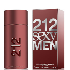 Eau de Toilette 212 Sexy Men da Carolina Herrera 100 ml