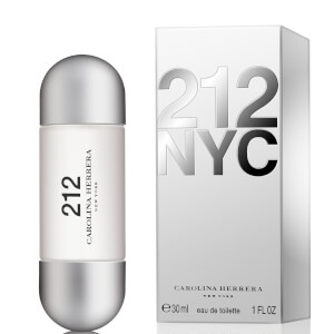 Carolina Herrera 212 NYC Eau de Toilette 30ml
