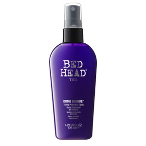 TIGI Bed Head Dumb Blonde Toning Protection Spray (125ml)