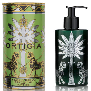 Ortigia Fico d'India Body Cream (300 ml)