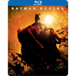 Batman Begins - Import - Limited Edition Steelbook (Region 1)
