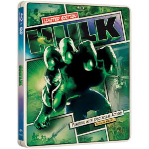Hulk - Import - Limited Edition Steelbook (Region Free) (UK EDITION)