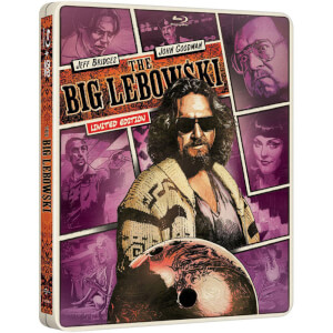 The Big Lebowski - Import - Limited Edition Steelbook (Region Free)