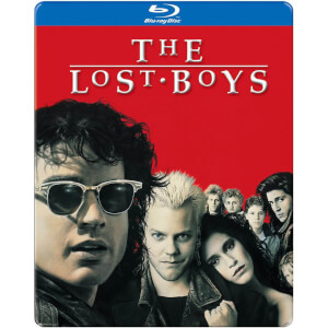 Lost Boys - Import - Limited Edition Steelbook (Region 1) (UK EDITION)
