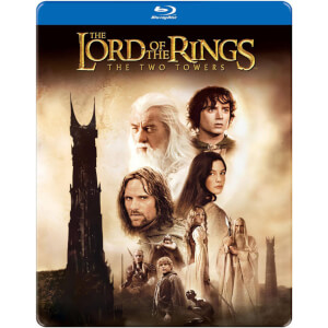 Lord of The Rings: The Two Towers - Import - Limited Edition Steelbook (Region 1)