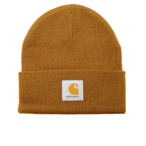 Carhartt Men's Short Watch Beanie - Hamilton Brown