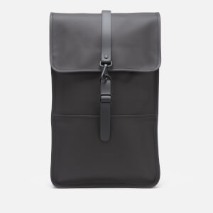 RAINS Men's Backpack - Black