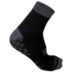Sportful Pro Mid 9 Socks - Black
