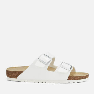 Birkenstock Men's Arizona Double Strap Sandals - White