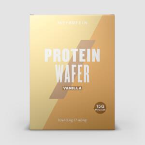 Protein Wafers, Vanilla, 10 x 40