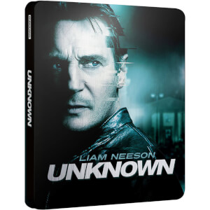 Unknown - Zavvi UK Exclusive Limited Edition Steelbook (Ultra Limited Print Run)