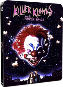 Killer Klowns From Outer Space - Steelbook Edition (Includes DVD) (UK EDITION)