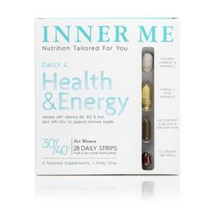 Inner Me Daily 4 Me 每日营养片 - 忙碌岁月