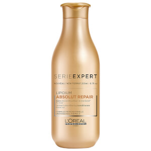 Condicionador Absolut Repair Lipidium da L'Oreal Professionnel 200 ml